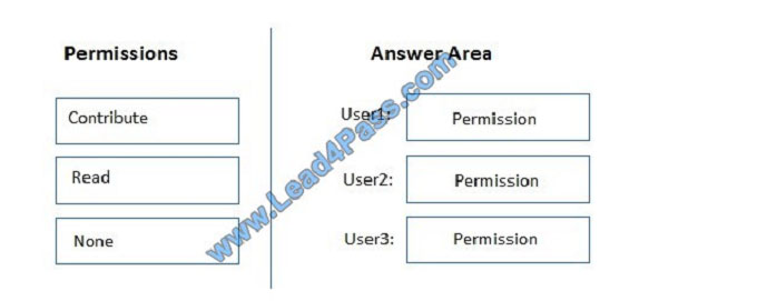lead4pass ms-301 exam question q8-1