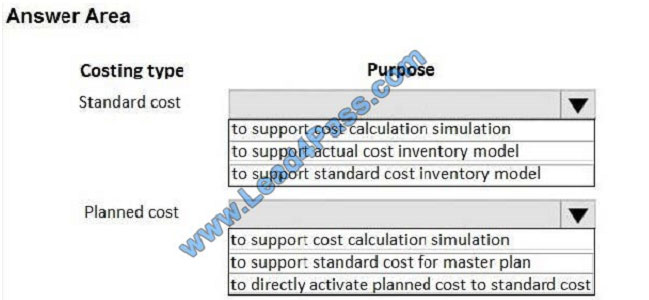lead4pass mb-310 exam question q1