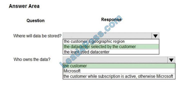 lead4pass mb-901 exam questions q10-1