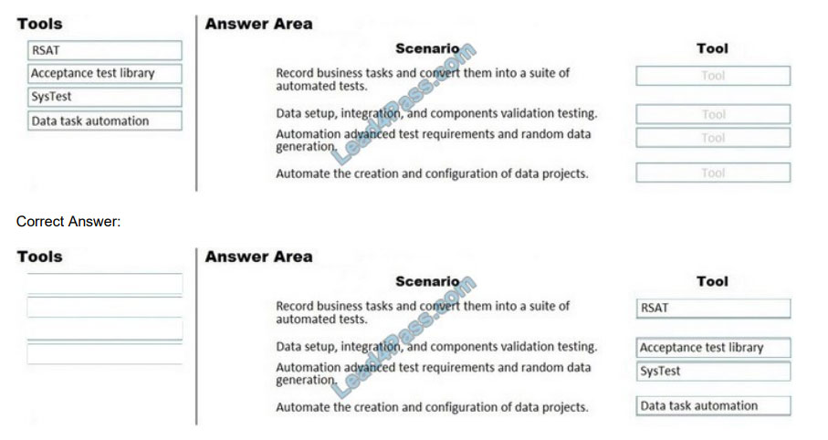 lead4pass mb-700 exam questions q3