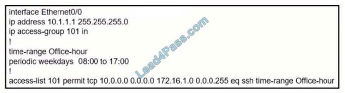 [2021.3] lead4pass 300-410 practice test q13