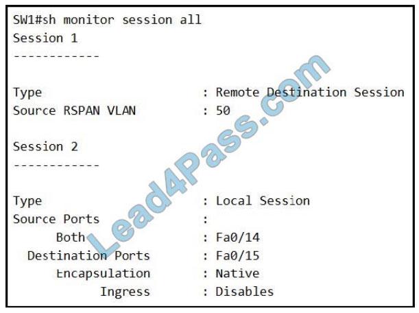 [2021.3] lead4pass 350-401 practice test q8